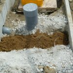 ガス埋設配管⑩